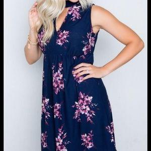 Amelia James Aurora dress